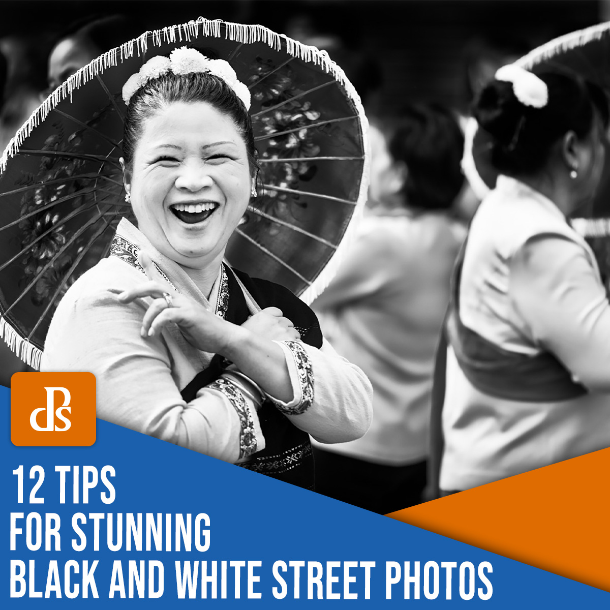 12 tips for stunning black and white street photography