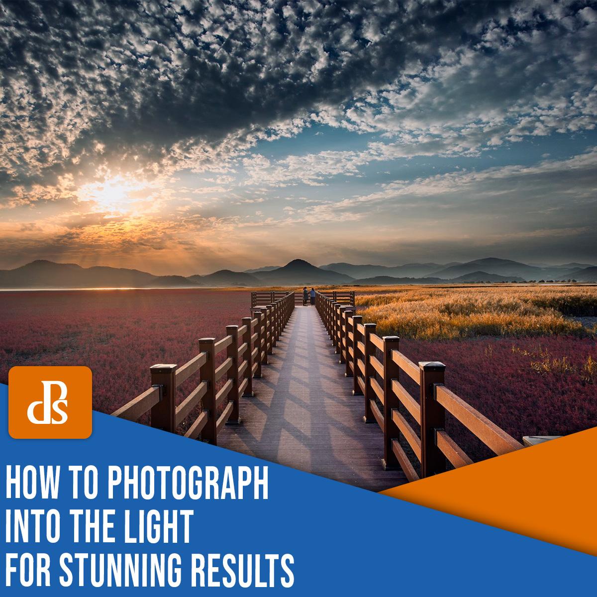 fotografando na luz
