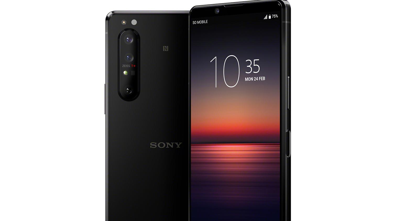 Sony Xperia 1 II smartphone