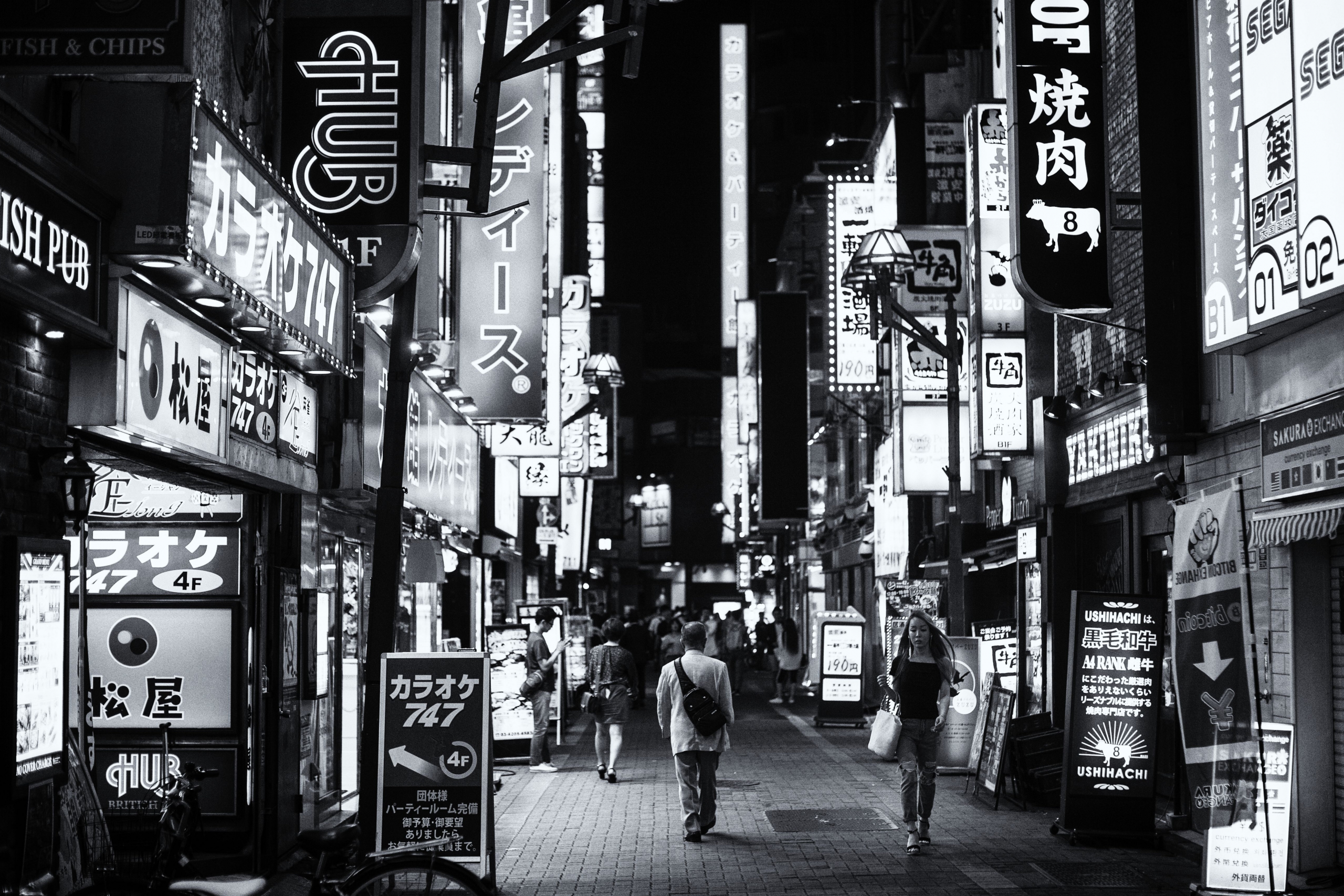 best street photography lens nighttime