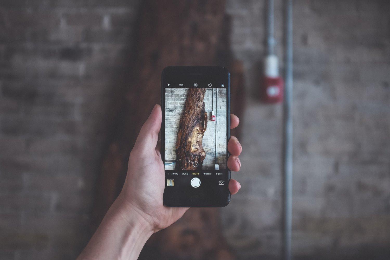camera phone photography