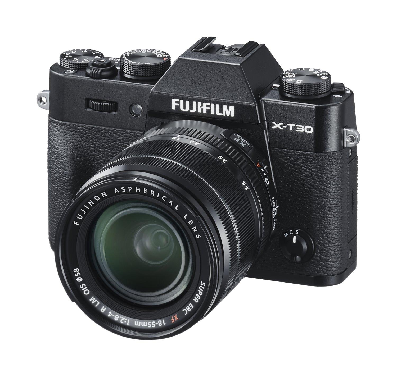 The Fujifilm X-T30