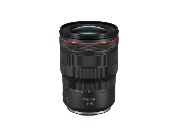 Canon RF 15-35mm f/2.8L lens
