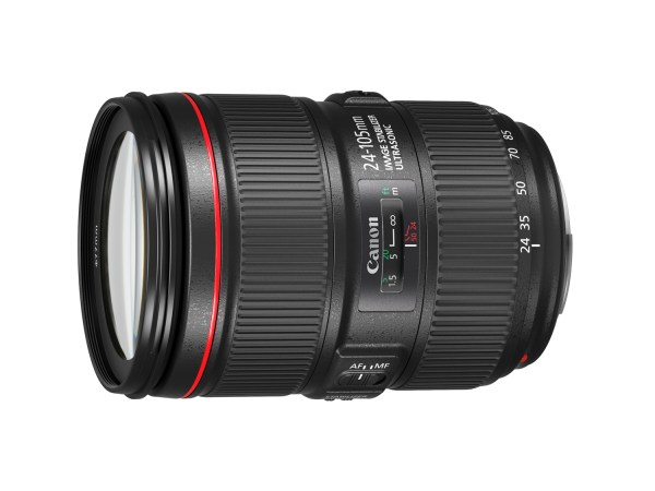 Canon 24-105mm landscape lens