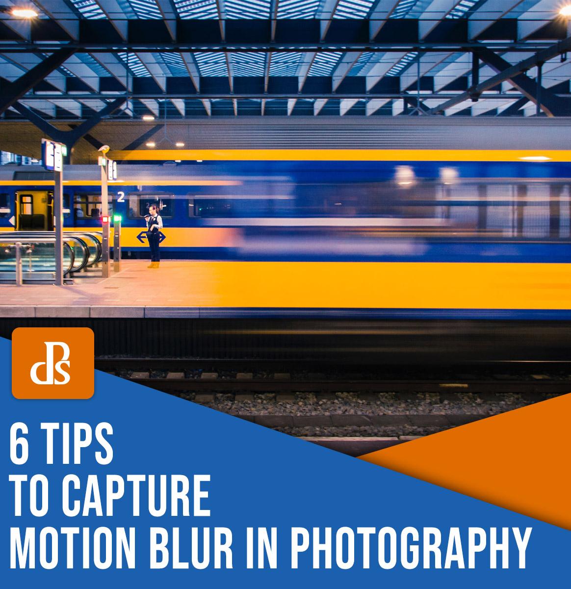 capture motion blur em fotografia