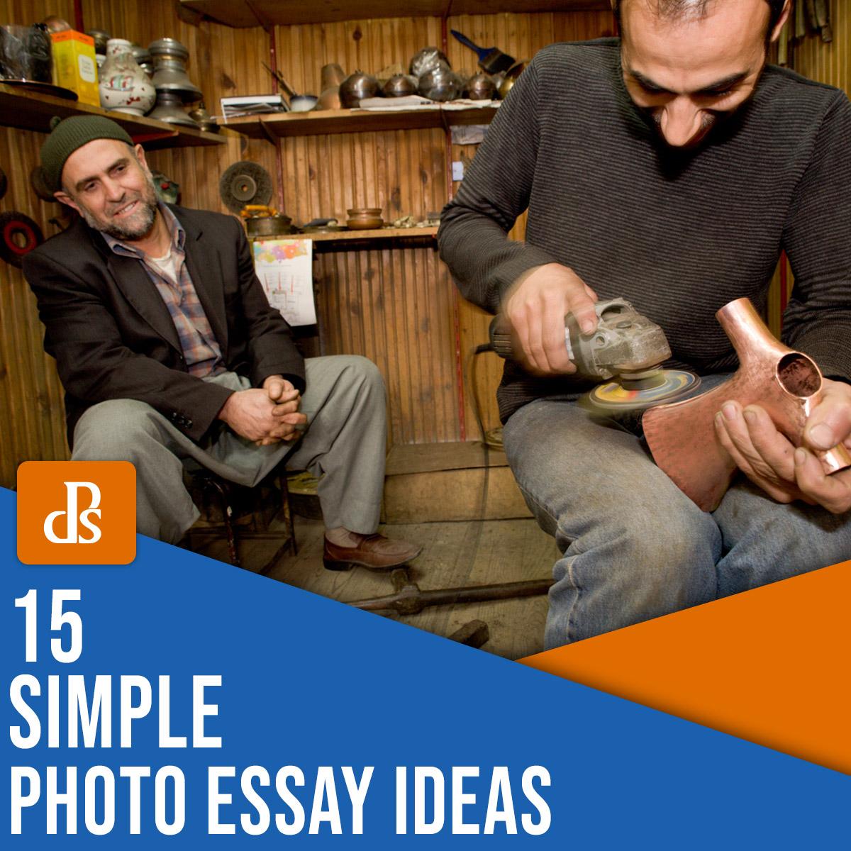 photo essay ideas
