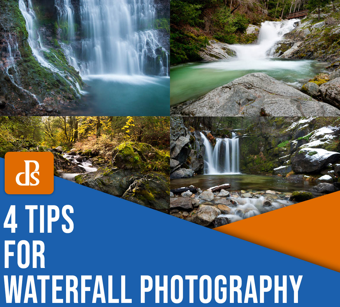 4 tips for gorgeous waterfall photography