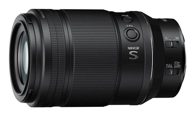 Nikon Z 105mm f/2.8 micro lens