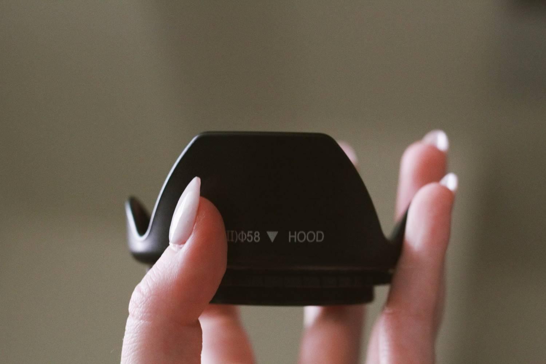 a lens hood