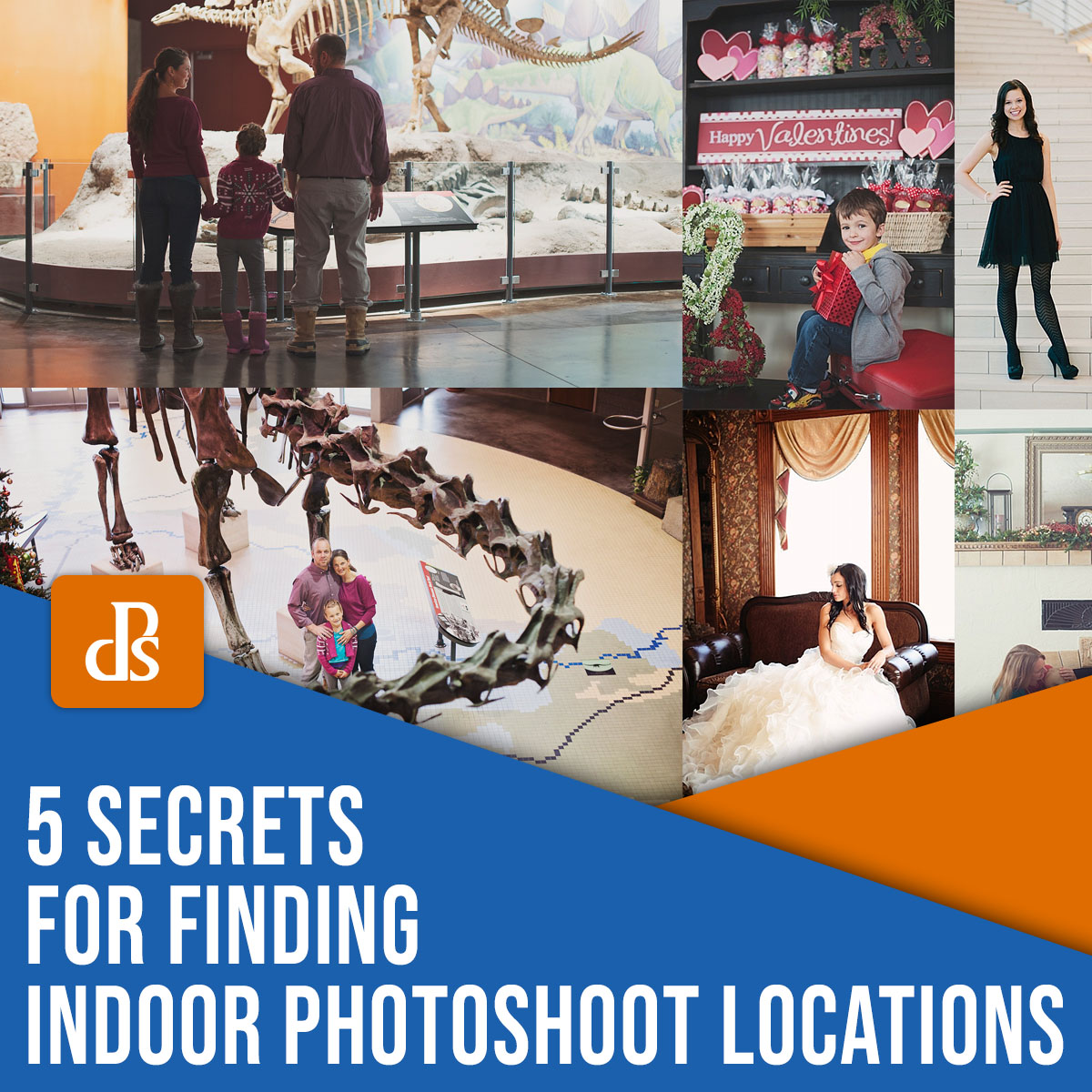 secrets for finding indoor photoshoot locations
