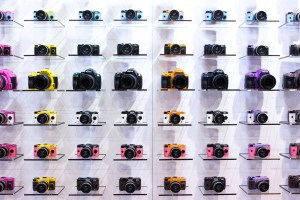 Simon Pollocks Photo of Cameras