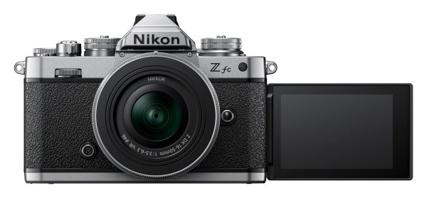 Nikon Launches the Z fc, a Film-Inspired Mirrorless Camera