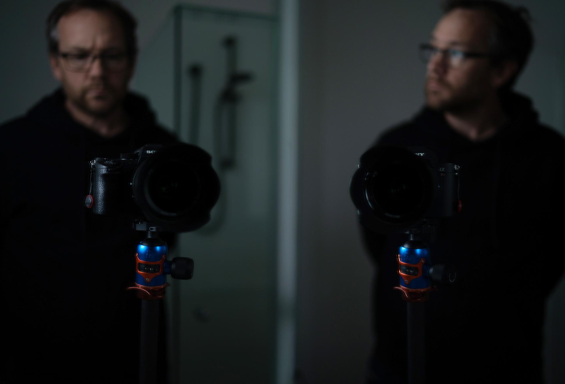 Mirror photography Simon Pollock Gtvone