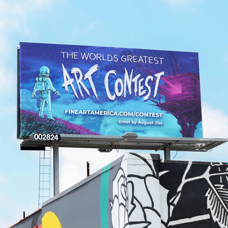 the world's greatest art contest