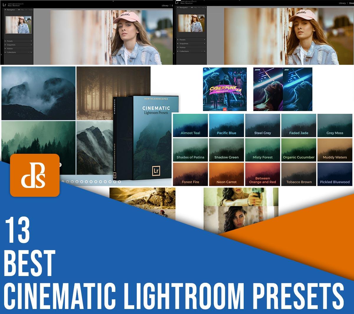 13 best cinematic Lightroom presets