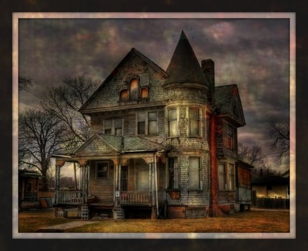 Weekly Photography Challenge – Spooky Images for Halloween