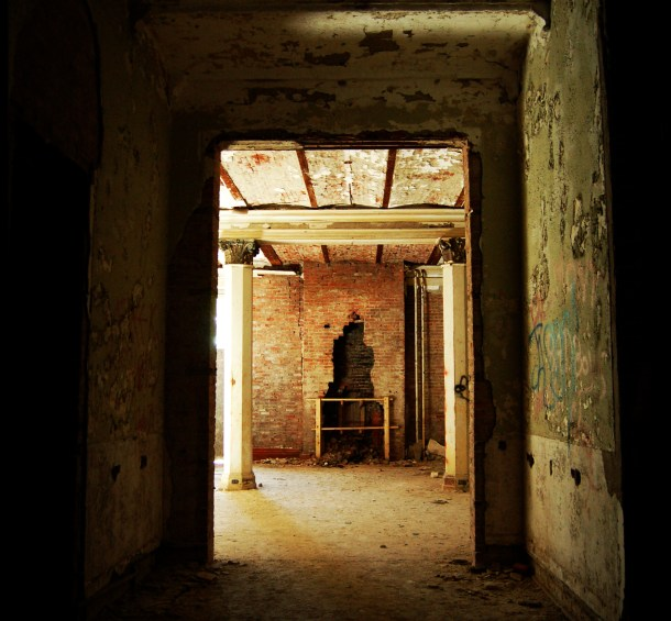 Image: By Freaktography Urban Exploration and Photography