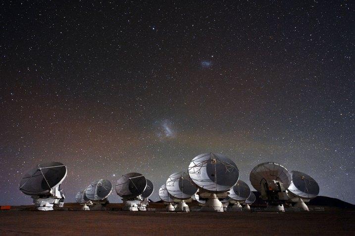 图片:欧洲南方天文台