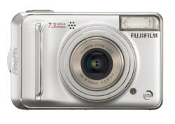 Fujifilm-Finepix-A700-Front