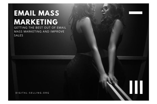 Email mass marketing