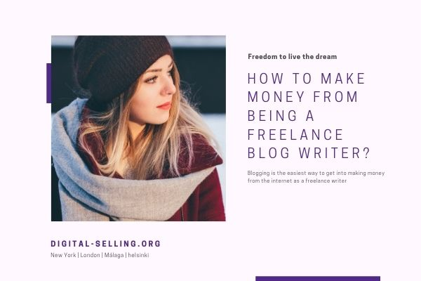 Freelance blog writer