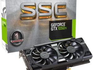 ВИДЕО КАРТА EVGA GEFORCE GTX 1050 TI SSC GAMING ACX 3.0 04G-P4-6255-KR, 4GB, GDDR5, 128 BIT, DVI-D, DISPLAYPORT, HDMI