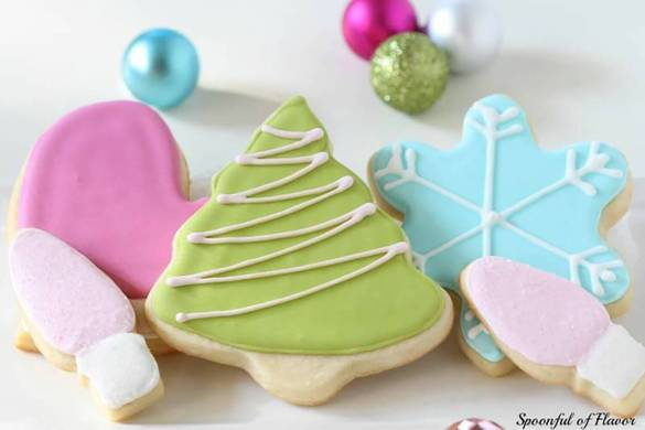 83. Royal Iced Sugar Cookies Christmas Recipes