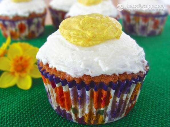 10 Keto Easter Cupcakes Low Carb