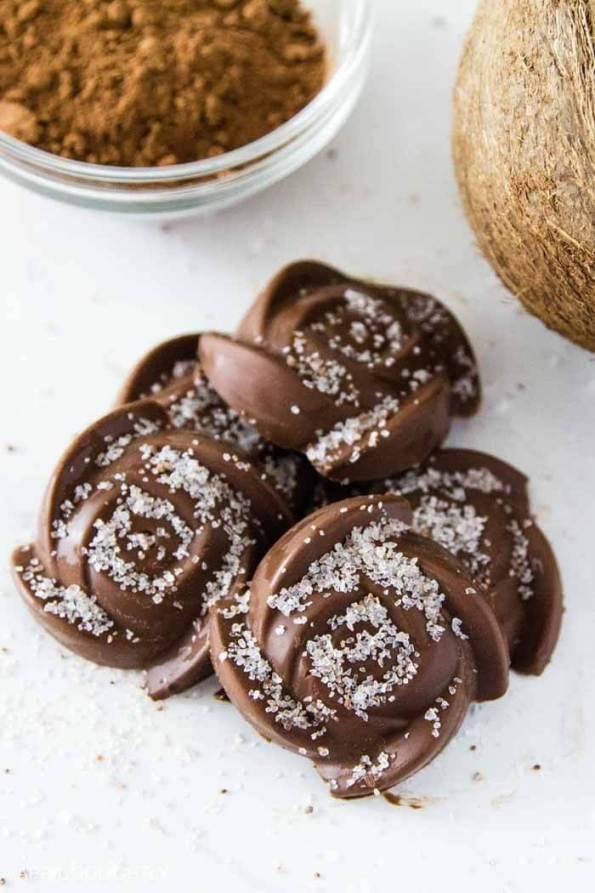 11. Keto Chocolate Fat Bombs Low Carb Digital Train