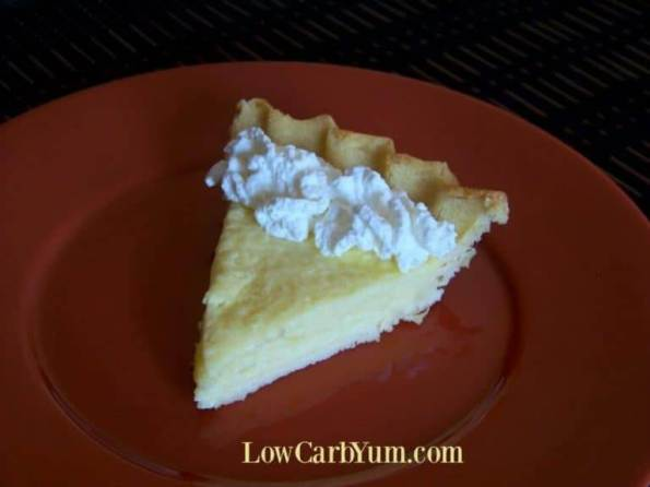 21. Low Carb Keto Key Lime Pie From Scratch