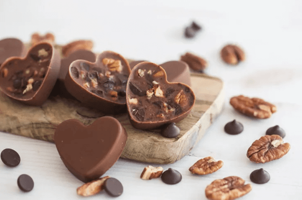 Decadent Pecan Pie Fudge Bombs Perfect Keto