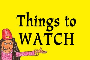 Things to Watch Button - The 91-Storey Treehouse