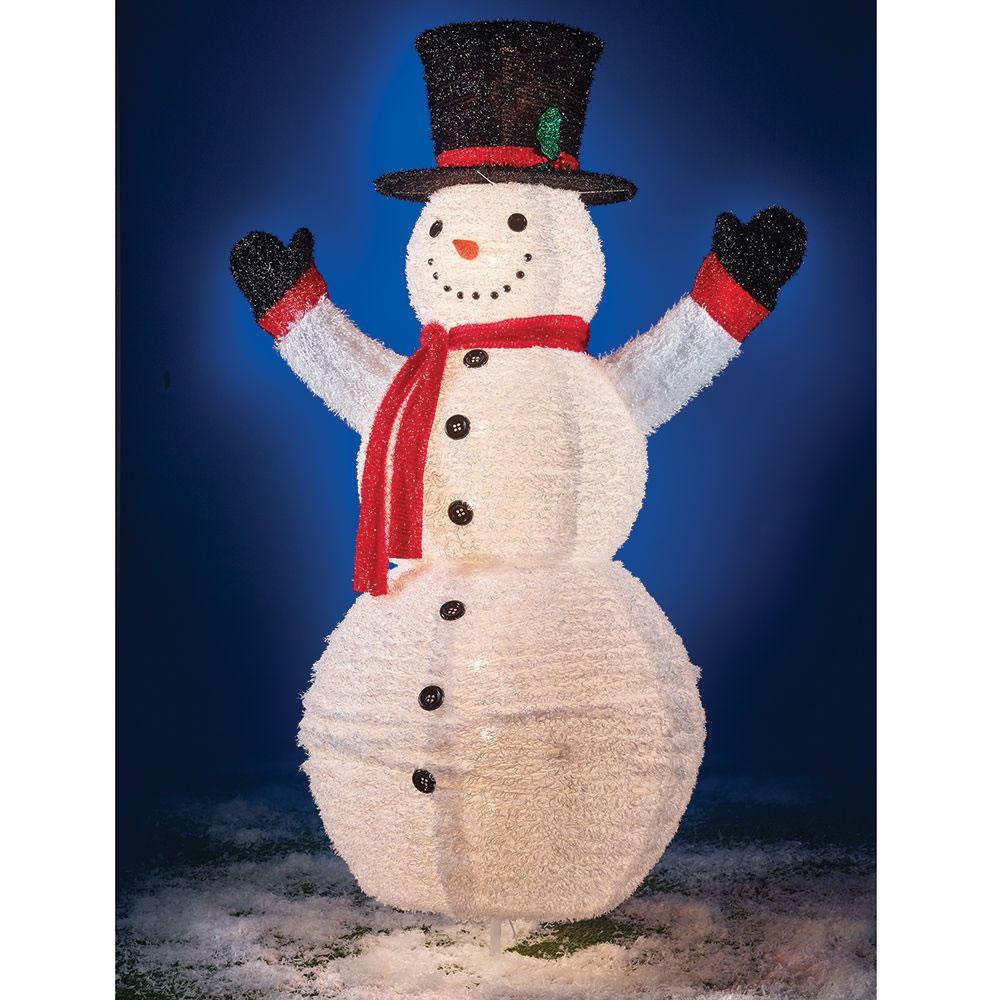 Best 28 Illuminated Snowman Lighted Snowman Sassy