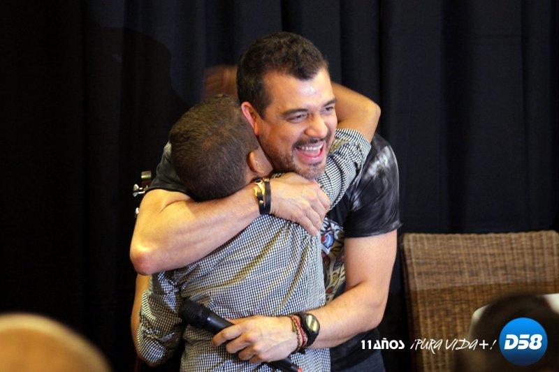 «Pollo Brito»: «no me he ido de Venezuela, ni me iré»