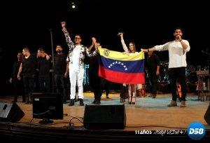 Caibo y Anaís Vivas arrancaron en Maracaibo su sueño internacional