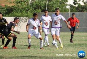 FútVe: Titanes FC cerró torneo con derrota ante Llaneros EF