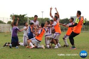 FútVe: Titanes FC gana en el último minuto a la filial de Zamora FC