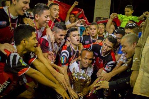 ¡Portuguesa FSC Campeón de la LNFSV!