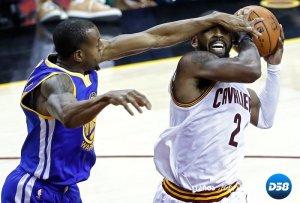 NBA: Irving y James dan su mejor versión y Cavaliers arrollan a Warriors
