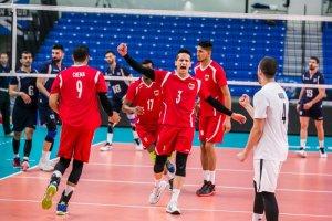 «Vinotinto del Aire» cumple la tarea venciendo (3-0) a Grecia