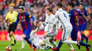 El Superclásico español se juega por primera vez en Estados Unidos