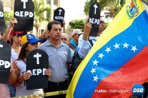 Oposición venezolana informa de 3 muertos en protesta contra la Constituyente