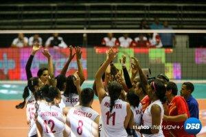 Venezuela derrotó a México y pasa al final four en el Grand Prix Mundial de Voleibol