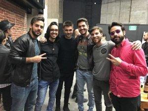 Okills abrirá concierto de Juanes en México