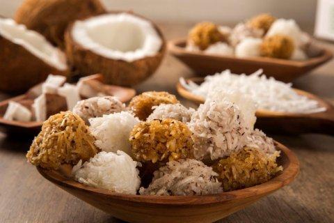 Prepara unas riquísimas conservas de coco, tradicionales de Venezuela
