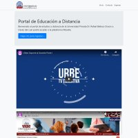 URBE activa su plataforma de Estudios a distancia «EaD» para garantizar la culminación del período académico