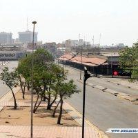 Mercado «Las Pulgas» amaneció tomado por oficiales de todos los organismo de seguridad del estado