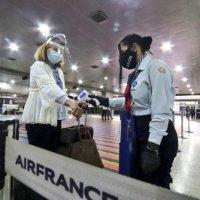 Salió de Venezuela vuelo humanitario hacia Francia