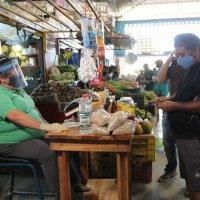 Cerraron el mercado Altos de Jalisco, en Maracaibo, tras detectar casos positivos de COVID-19