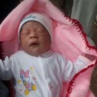 Makena Milagros Palmar nació en plena calle del Municipio Mara del estado Zulia